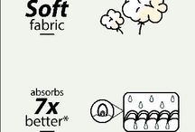 Technology for Towels / There's a lot more to towels than cotton.