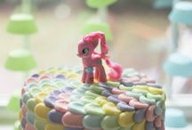 pinky pie birthday cake