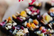 Słodycze, czekoladki, batoniki...