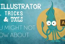 design and illustration tips, tricks & tools