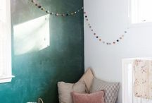 Colour Inspiration for Kids Rooms