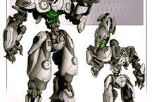 Robots: Antropomorph