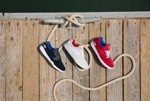 eS Skateboarding Nautical Pack / Designed by skateboarders for skateboarding, éS shoes and clothing are created to withstand serious skateboarding abuse. éS is 100% pure skateboarding.