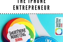 Teacherpreneurs / Resources from the Smartphone Marketing School for teacher entrepreneurs