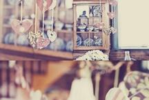 Hand-made decor
