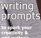 Writing / Inspiration, ideas, everything.