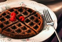 Let's Get it Started (BreakFast Foods) / Any type of breakfast food.