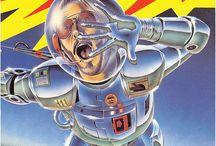 Sci-Fi & Fantasy Covers