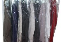 Garment & Dry Cleaner Bags