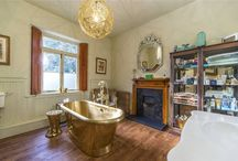 Beautiful bathrooms / Property for sale in Cornwall with beautiful bathrooms.