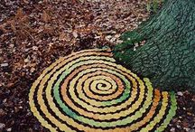 Spirals I Like / spiral images in art, nature, and photography