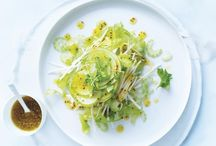 Salads and Slaws / Healthy, fresh, and flavorful recipes for salads and slaw.