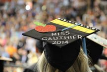 #BGSU2014 / Some creative graduation caps from the BGSU Class of 2014 Commencement Ceremonies / by BGSU
