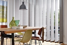 Luxaflex vertical Blinds