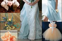 Mood Boards by A Colorado Courtship Blog / Wedding inspiration boards or mood boards can help couples develop ideas and color schemes for their wedding