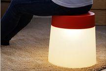 Lámparas de suelo / Modernos diseños de lámparas que colocar en el suelo.