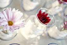 Wedding flowers & wedding Centerpieces / Wedding flowers help to bring the beauty and color to your wedding day.   Weather you love vintage or glamour there is an arrangement to make your wedding day perfect.