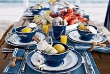 Tablescape / by Allergy Free Vintage Cookery