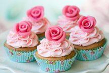 Glaçage cupcake