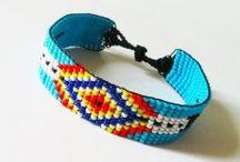 Miyuki Bracelets / Miyuki Bracelets made by me