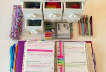 Planner / How to turn you WalMart planner to the best planner you have ever seen! I refuse to pay over $25 for a planner and so these pins all gave me great ideas hopefully they can for you too!!