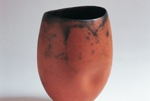 raku and smoke fired
