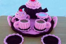 рукодельные тортики