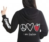 Peace love teach / by Kristin Mugrauer