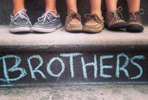 Band of Brothers / Ideas for a boys only lifestyle photo shoot  / by Teresa Adele Cunningham