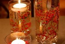 Tuikut  & kynttilät / tea lights and candles