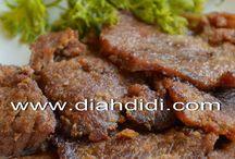 Empal daging empuk