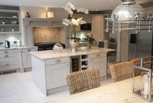 Kitchen Hints and Tips / A selection of useful advice when thinking about a new kitchen.