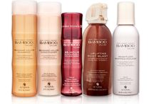 Hair Products / hair shampoo, conditioner, styling products