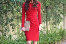 red drees