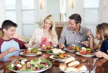 Zen Family Dinner / Allows even the busiest families to relax, recharge and reconnect at the dinner table - See more at: http://zenfoods.com/family-dinner/#sthash.TQLHCh4y.dpuf