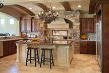 Kitchen islands / by Tierney Little