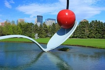 I ♥ Outdoor Art / by Simone Lenssing