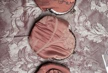 monederos / monederos de boquilla en diferentes materiales textiles