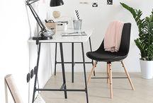 interior design- work space
