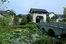 Hangzhou Garden Art Gallery / A group of garden photos have been released here, more to learn about the garden of Hangzhou in history, culture and legends, please read - http://www.mildchina.com/hangzhou-attractions/guozhuang-garden.html