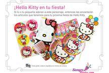 Fiesta de Hello Kity / Ideas y artículos para tu fiesta de Hello Kitty.