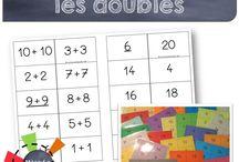 Ecole -> Maths.