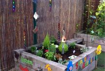 Nursery garden ideas