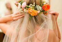 Blomster og fjas