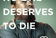 No One Deserves To Die / by LC Alliance