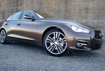 Infiniti Cars and News / by Auto Parts People