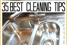 Cleaning tips and potions