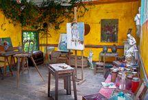 Casa ~ Studio / by Letizia Reale Paradiso