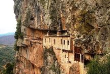 Orthodox monasteries
