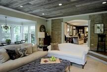 Living room / by Kym Baxter
